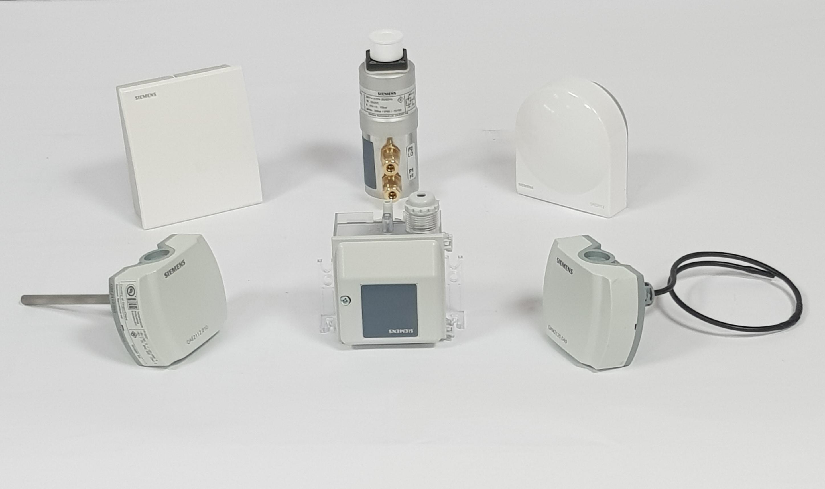 Duct temperature sensor, LG-Ni1000